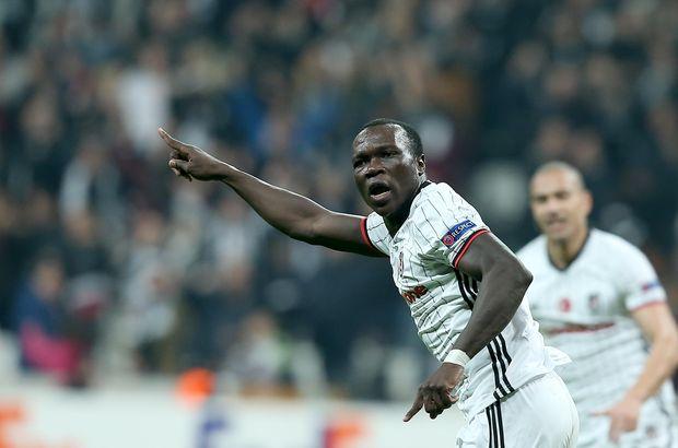 Avrupa golcüsü Aboubakar