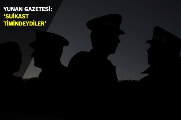 Yunanistan'a kaçan 2 askerden iltica talebi