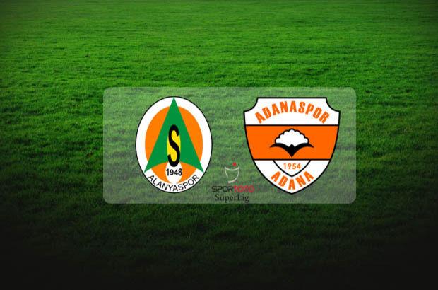 Aytemiz Alanyaspor Adanaspor maçı ne zaman, saat kaçta, hangi kanalda?