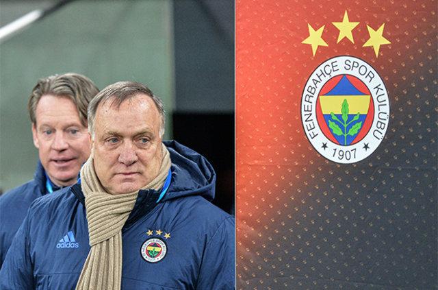 Fenerbahçe, Dick Advocaat'ın biletini kesti...