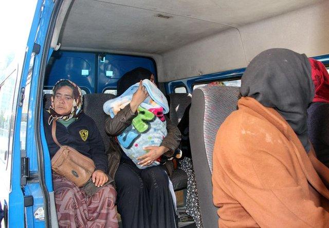 Samsun'da dilenci operasyonu