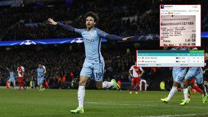 Manchester City bir Türk'ü üzdü, diğerini sevindirdi