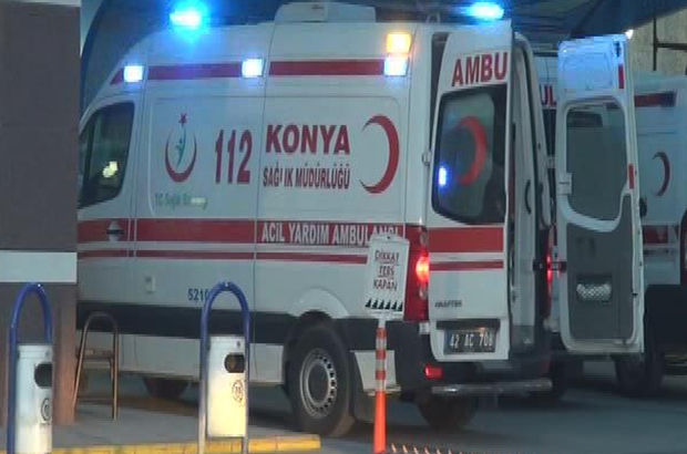 Konya'da 2 aylık hamile kadın elektrik akımına kapılarak öldü