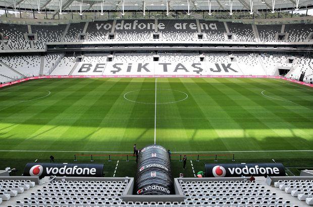 Hapoel Beer Sheva, Vodafone Arena'ya hayran kaldı