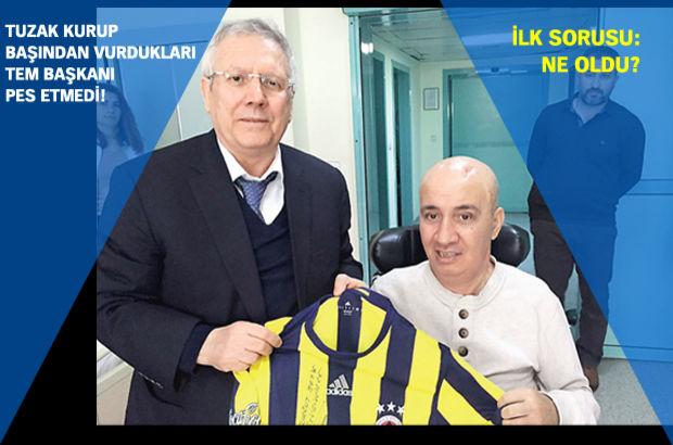 TEM Başkanı Turgut Aslan yaşama tutundu
