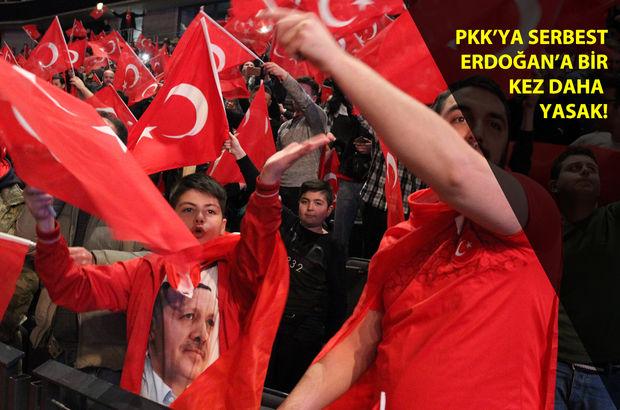 Almanya'da ikinci Erdoğan krizi!