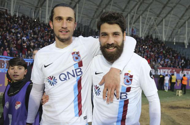 Trabzonspor'un ağabeyi Olcay Şahan