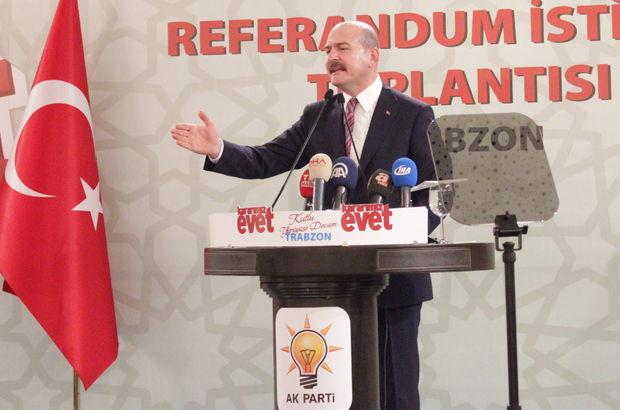 Süleyman Soylu, CHP'li milletvekillerine yüklendi: Kandil'e sorun, Murat Karayılan'a sorun