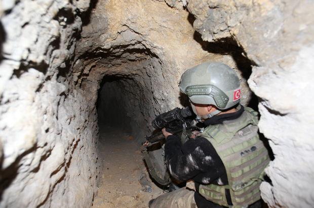 Çukurca, Şemdinli ve Yüksekova'da özel güvenlik bölgesi ilan edildi