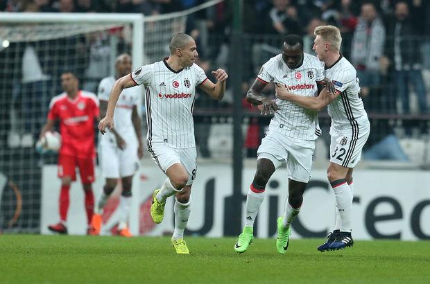 Borussia Mönchengladbach kurada Beşiktaş'ı istemiş