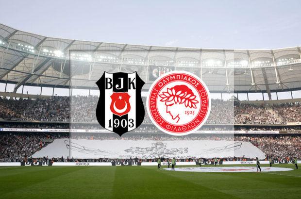Beşiktaş - Olympiakos maçı ne zaman? Beşiktaş Avrupa maçı ne zaman?