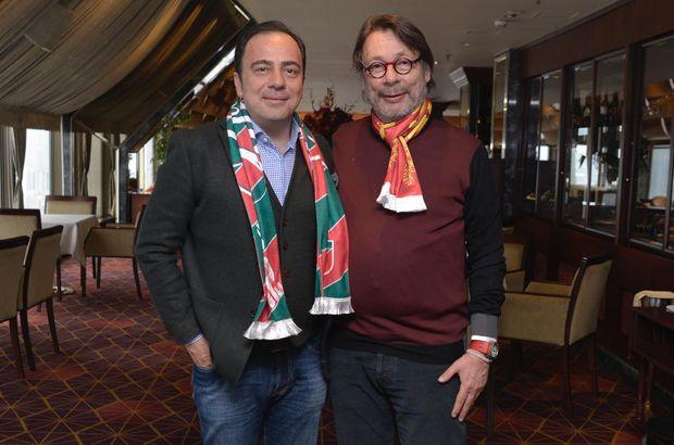 Göztepe ve Karşıyaka'nın başkanları buluştu