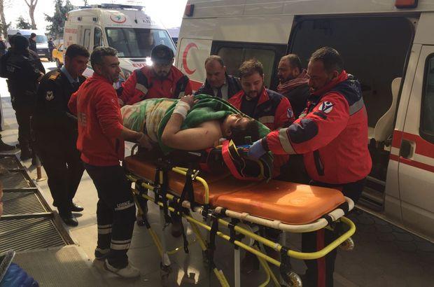 El Bab'da bomba yüklü araçla saldırı! 41 ölü SON DAKİKA HABERLERİ