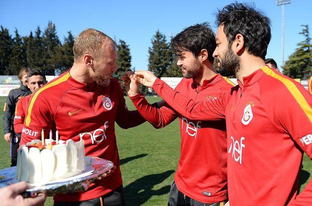 Galatasaray'da Beşiktaş maçı hazırlıkları devam etti