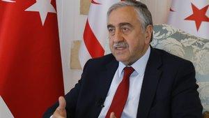 KKTC Cumhurbaşkanı Akıncı, Habertürk TV'ye konuk oldu