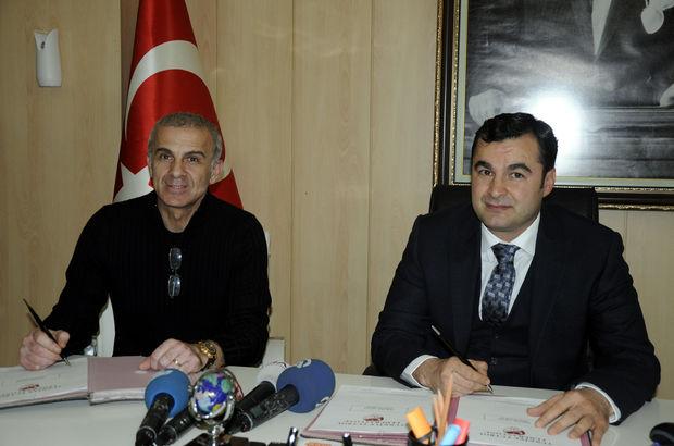 Gaziantep Büyükşehir Belediyespor, Oğuz Çetin ile sözleşme imzaladı