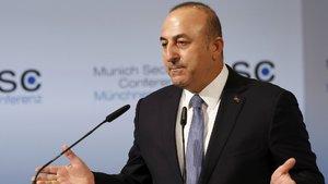 Mevlüt Çavuşoğlu'ndan El Bab, Rakka ve ABD açıklaması