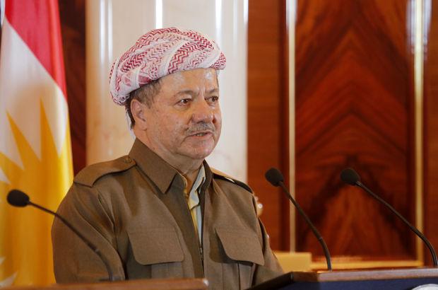 Mesud Barzani, Cumhurbaşkanı Erdoğan ve Başbakan Yıldırım ile görüşecek