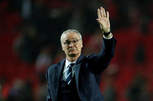 Claudio Ranieri'den veda mesajı