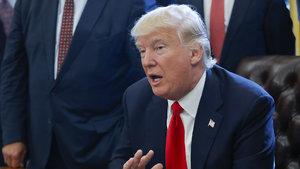 ABD Başkanı Trump: Dünyayı değil ABD halkını temsil ediyorum