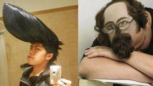 Kuaförün intikamı acı olur! İşte en komik saç modelleri!