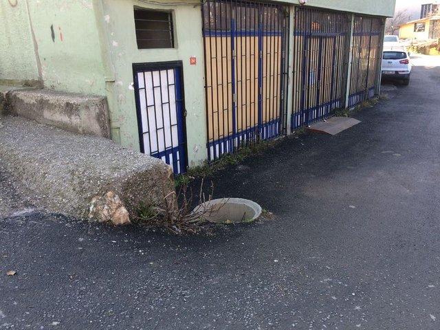 Ataşehir'de fareler cirit atıyor!