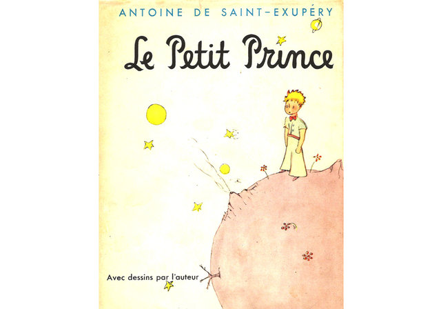 a comparison of antoine de saint exuperys novel the little prince and its hollywood adaptation