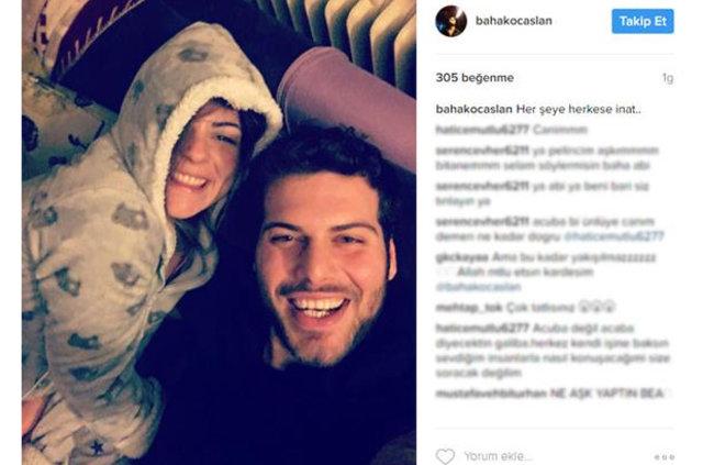 Pelin Öztekin ile Baha Koçaslan ayrıldı mı?