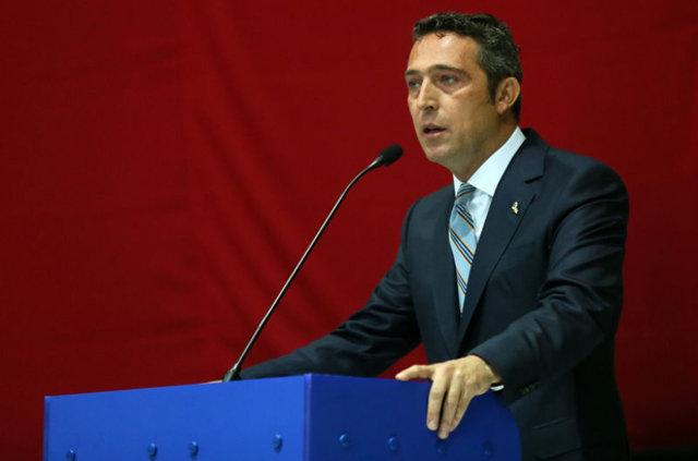 Ali Koç'un başkanlık planı