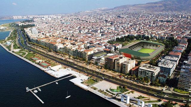 İzmir'e iki müthiş stat!
