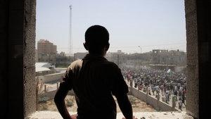 Japonya'dan Filistinli mülteciler için 28,4 milyon dolar bağış