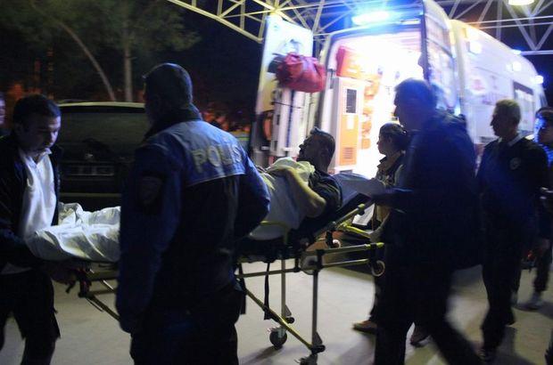 Aydın'da silahlı kavga: 4 yaralı