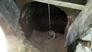 Sultanahmet Camii'ne tünel kazanlara bizans sütunu engel olmuş