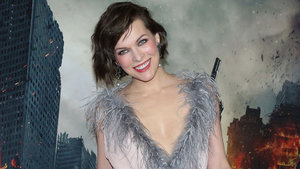 Milla Jovovich: Kocam bu filmle bana cehennemi gösterdi