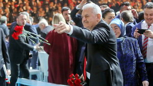 AK Parti referandum startını Ankara Arena'da veriyor