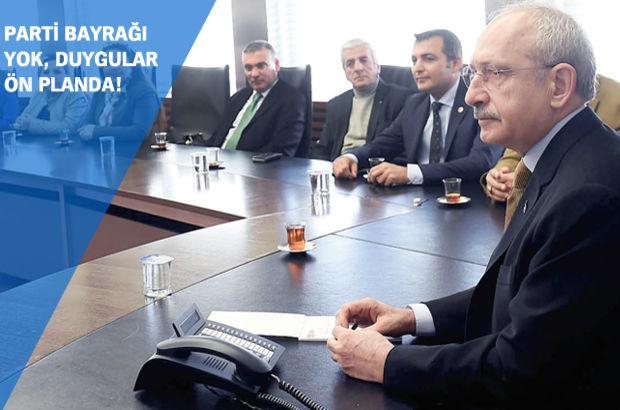CHP Lideri Kemal Kılıçdaroğlu'ndan yüz yüze