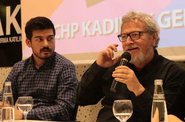 Şili'li Ferrada, Cumhuriyet Halk Partisi'nin etkinliğine katıldı