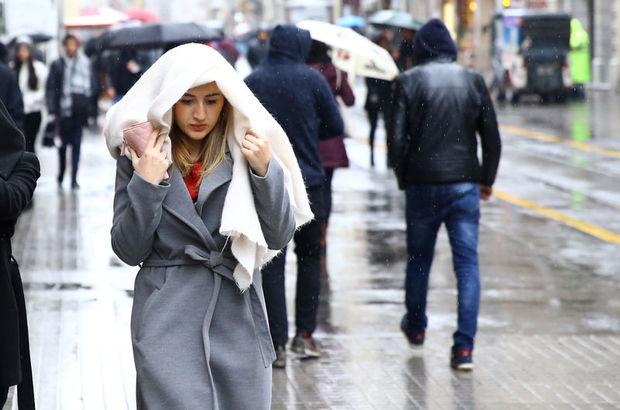 Hava Durumu! Havalar ne zaman ısınacak? Yağış geliyor!