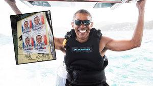 Obama'yı yeniden aday gösterdiler! Ama ABD'de değil...