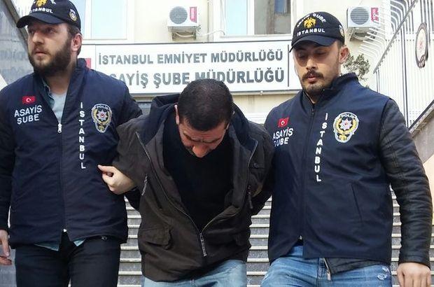 İstanbul'da 12 taksiciyi gasp eden cezaevi firarisi yakalandı