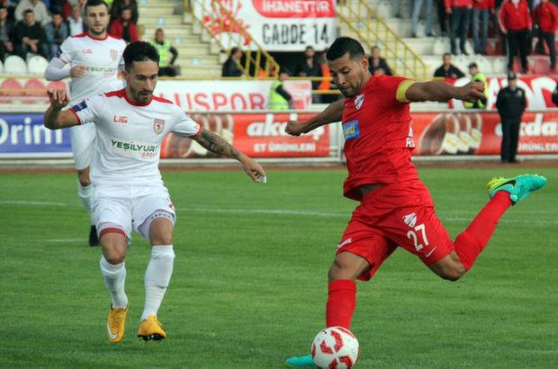 Samsunspor - Boluspor maçı hangi kanalda, saat kaçta, ne zaman?