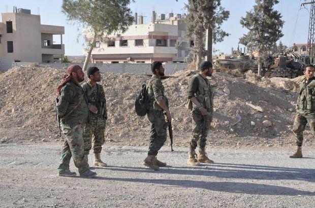 Humus'ta Esed rejiminin güvenlik merkezlerine intihar saldırısı