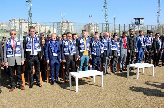 Kayseri Erciyesspor yönetiminde 3 yabancı futbolcu