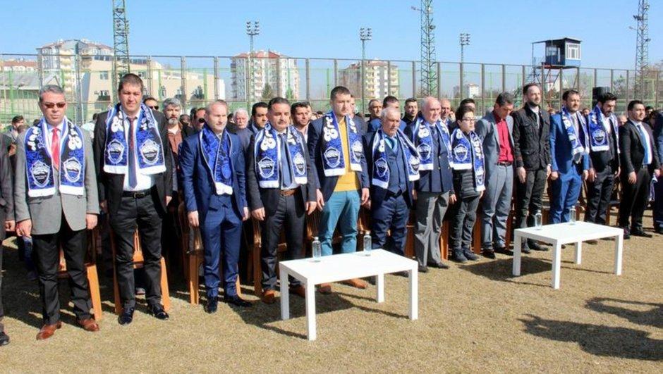 Erciyes yönetiminde 3 yabancı futbolcu