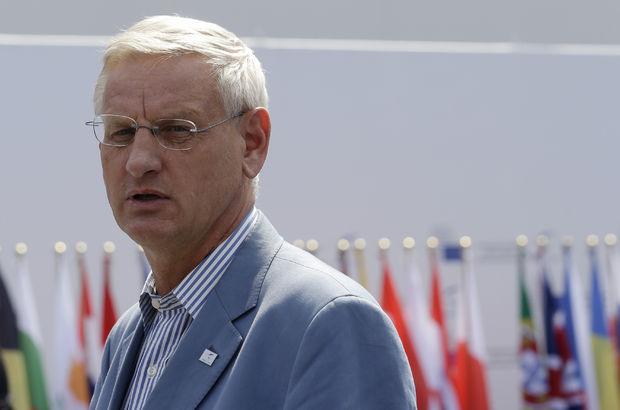 İsveç eski Başbakanı Carl Bildt: Trump ülkemize çamur atıyor