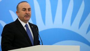 Dışişleri Bakanı Çavuşoğlu'ndan Yunan Bakan'a 'Kardak' yanıtı