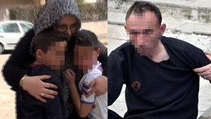 Karabük'te eşine bıçak çekip kovalayan adam evini ateşe verdi