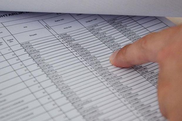 Muhtarlık seçmen listeleri için son gün! Seçmen listesi ne zaman kaldırılacak?