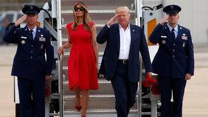ABD'nin First Lady'si Melania Trump sınır dışı edilebilirmiş