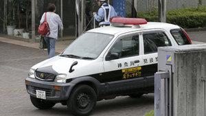 Japonya'da bir adam işe gitmemek için kendini bıçakladı!